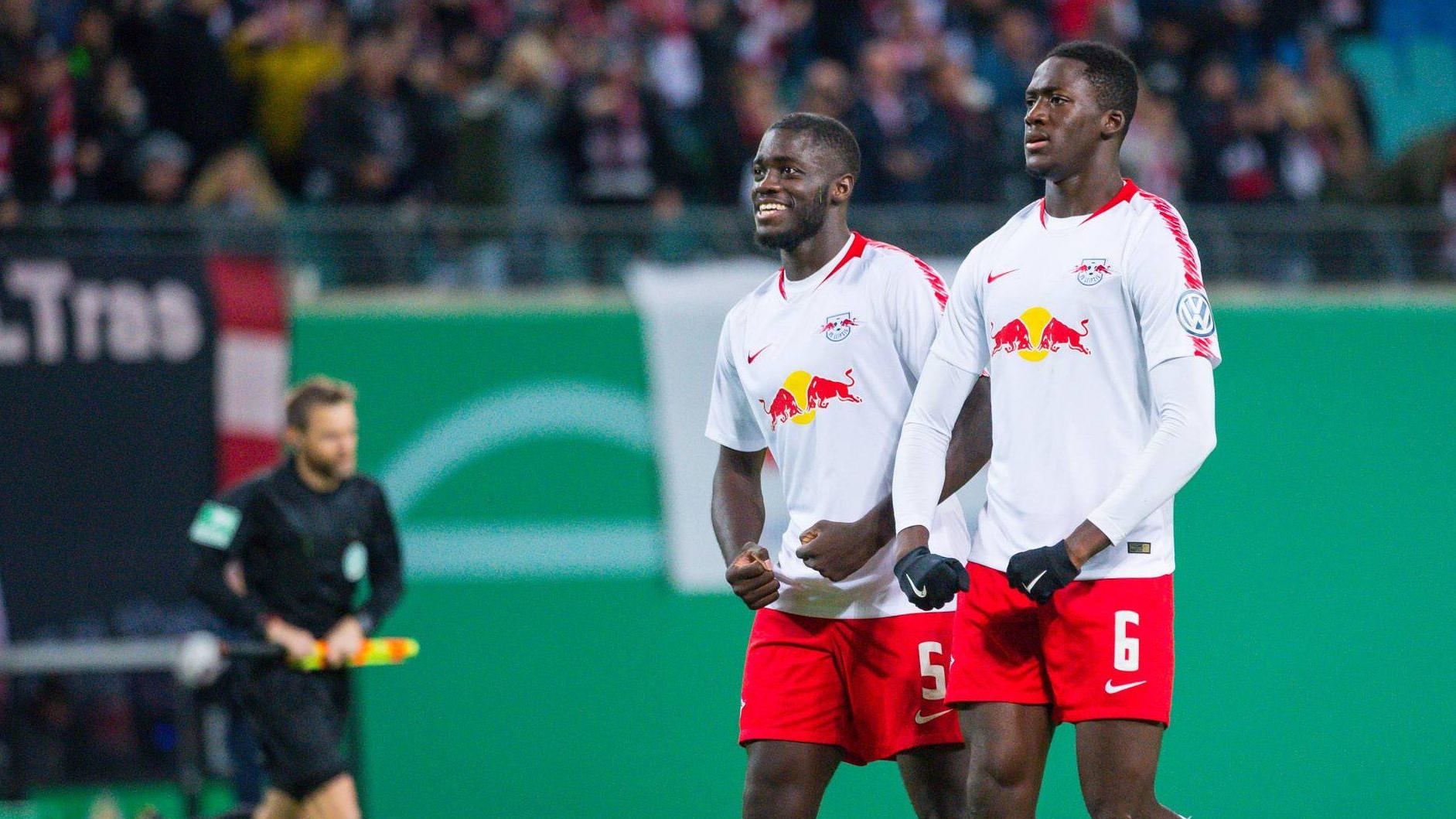 Bundesliga | Dayot Upamecano and Ibrahima Konate: RB Leipzig and France's  future in defence